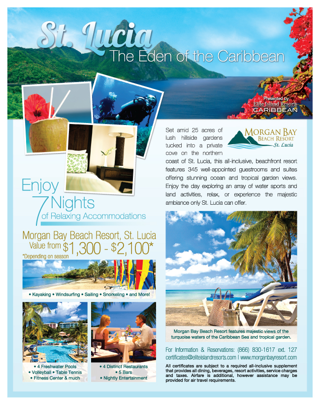 Resort Auction Flyers Shannon Healey